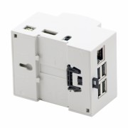Italtronic Din Rail Raspberry Case