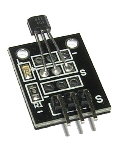 Модуль датчика Холла KY-003