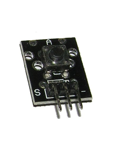 Модуль с тактовой кнопкой KY-004