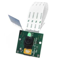 Raspberry Pi Camera Board (5MP, 1080p, v1.3)