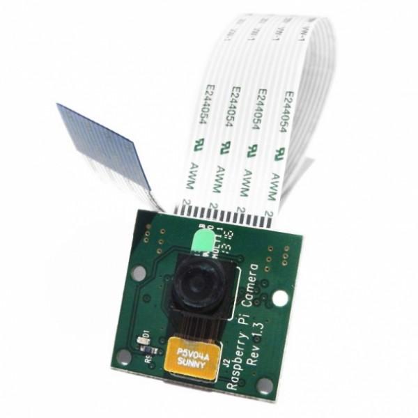 Raspberry Pi Camera Board (5MP, 1080p, v1.3)