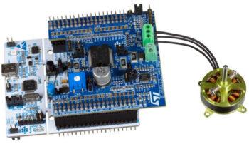 Отладочный набор STM P-NUCLEO-IHM001