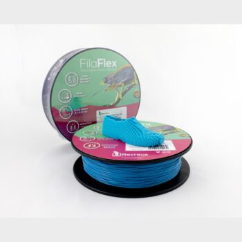 Пластик Filaflex синий