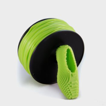 Пластик Filaflex зелёный