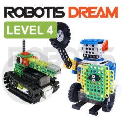 Конструктор ROBOTIS DREAM LEVEL 4