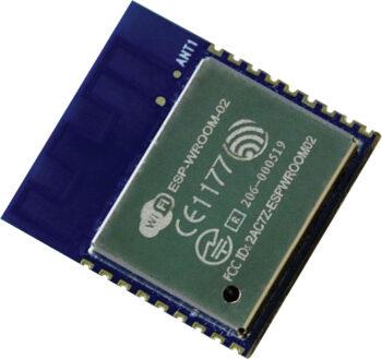 ESP8266 (ESP-WROOM-02)