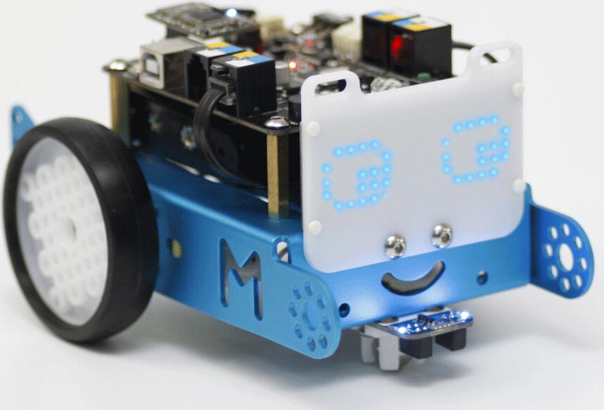 mBot із світлодіодною матрицею