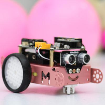 mBot + Lego