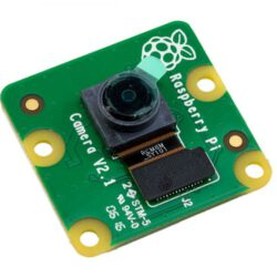 Raspberry Pi Camera Module V2 (8MP, 1080p)
