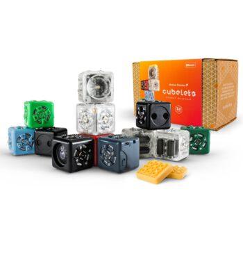 Cubelets Twelve Kit (12 модулей)