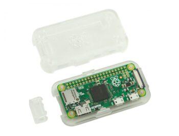 Корпус для Raspberry Pi Zero прозрачный