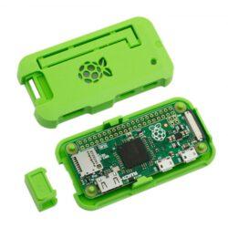 Корпус для Raspberry Pi Zero зелёный
