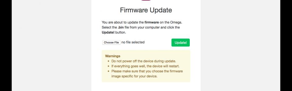 Отримайте доступ до Re-Flash інтерфейсу через ваш браузер
