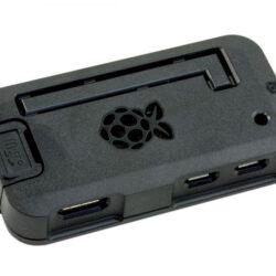 Корпус для Raspberry Pi Zero, Raspberry Pi Zero Wireless чёрный