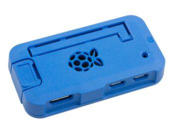 Корпус для Raspberry Pi Zero / Wireless синий