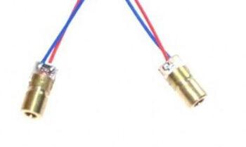 Модуль лазерного светодиода 650нм / 5 мВт