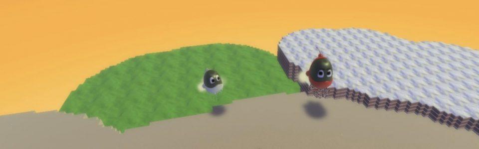 Micro-bit + KODU, проект 2 - Крок 1: Додайте об'єкти