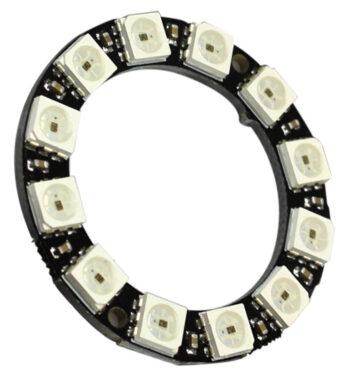 Модуль светодиодный RGB кольцевой WS2812