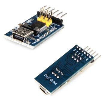 Модуль конвертера USB-Serial FT232