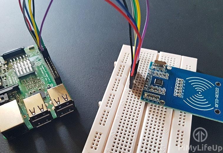 Як налаштувати модуль RFID RC522 для Raspberry Pi