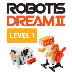 Robotis Dream II Level 1 Kit (EN)