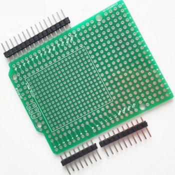 Плата макетна Omega + Arduino