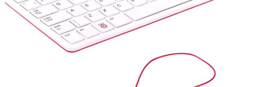 Офіційні Raspberry Pi клавіатура і мишка