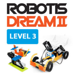 Robotis Dream II Level 3 Kit (EN)