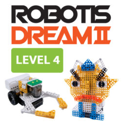 Robotis Dream II Level 4 Kit (EN)