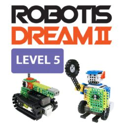 Robotis Dream II Level 5 Kit (EN)