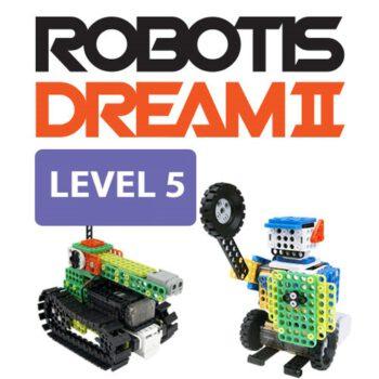 Robotis Dream II Level 5 Kit (EN)