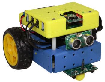 Навчальний робот-конструктор Steamy:bot